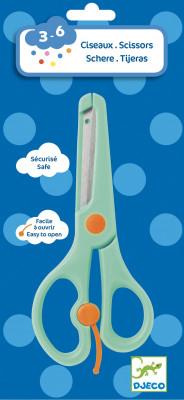 Detské nožnice s poistkou
