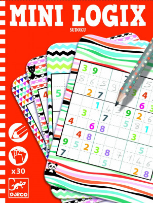 Mini logix – Sudoku