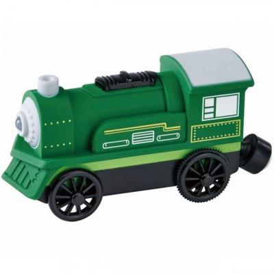 Maxim Elektrická lokomotíva – zelená