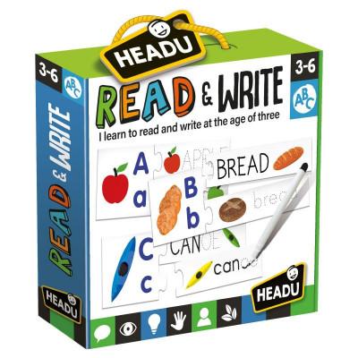 HEADU: Čítam a píšem