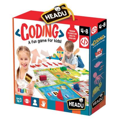 HEADU: Kódovacia hra