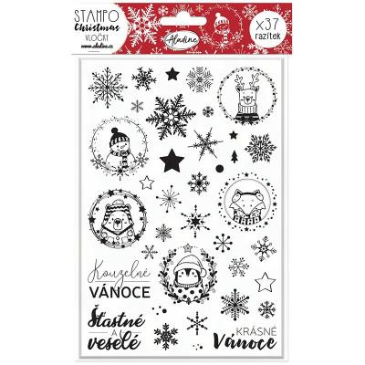 Stampo Christmas – Vločky