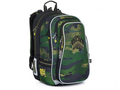Školní batoh Topgal LYNN 21018 B