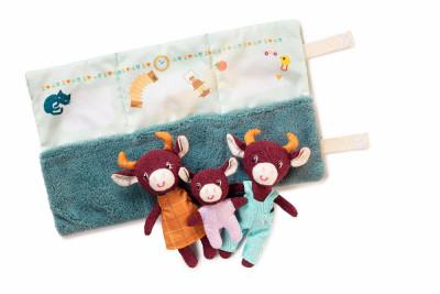 Lilliputiens – Rodinka kravičky Rosalie