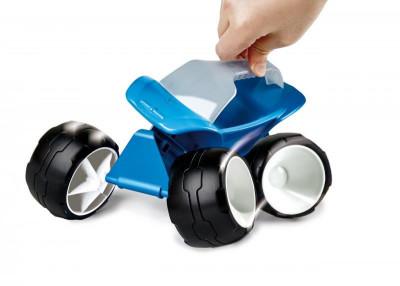 Bugina modrá - hračka na písek