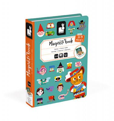 Magnetická kniha - Rozprávky
