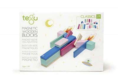 Magnetická stavebnice TEGU Blossom - 24 dílů