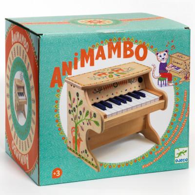 Elektronické piáno – 18 kláves - Animambo