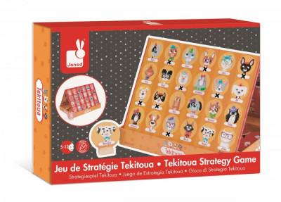 Hádaj, kto som - strategická hra