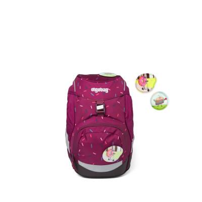 Školský batoh Ergobag prime – Violet confetti