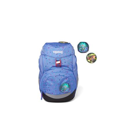 Školský batoh Ergobag prime – Magical blue