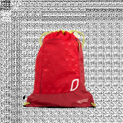 Sportovní pytel Ergobag - Červený