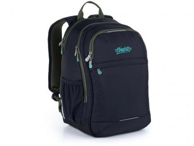 Študentský batoh Topgal RUBI 21032 B