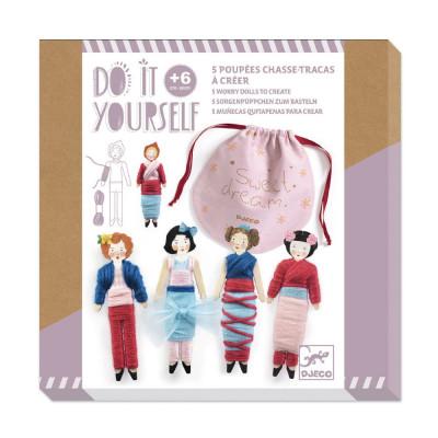 Vyrob si sám - magické bábiky strachu
