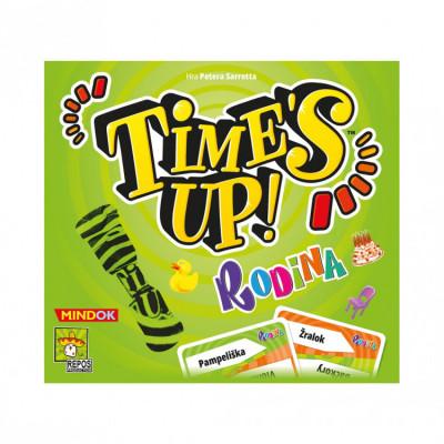 Time's Up! Rodina