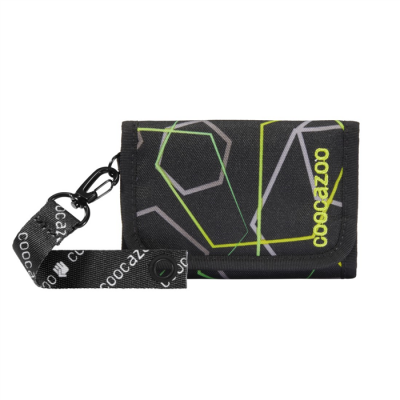 Peněženka coocazoo AnyPenny, Laserbeam Black