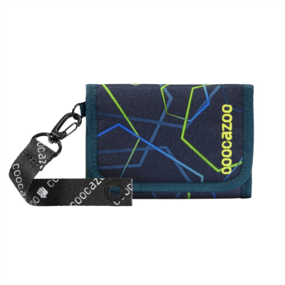 Peněženka coocazoo AnyPenny, Laserbeam Blue