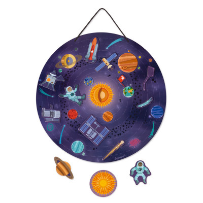 Vesmír - magnetická hračka