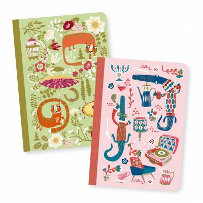 2 malé denníčky - Asa