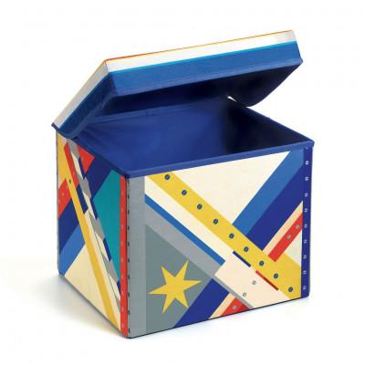 Úložný box na hračky - Raketa