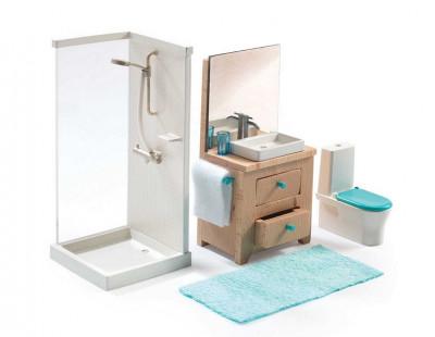 Domček pre bábiky - kúpeľňa