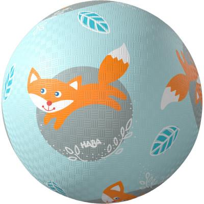 Lopta pre deti - Líška - 12 cm
