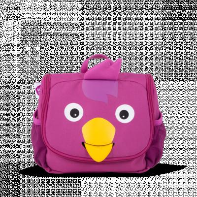 Affenzahn detská kozmetická taštička - Vtáčik Bella