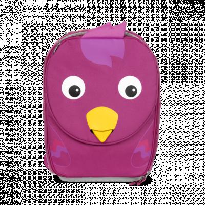 Affenzahn detský cestovný kufrík - Vtáčik Bella