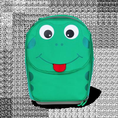 Affenzahn detský cestovný kufrík - Žabiak Finn