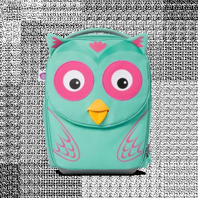 Affenzahn detský cestovný kufrík - Sova Olivia