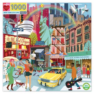 Puzzle - New York - 1000 dílků