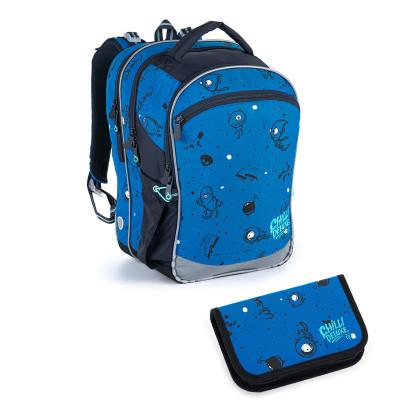 Školský batoh a peračník Topgal COCO 21017 B