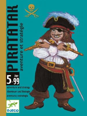 Piráti - karetní hra