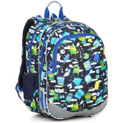 Školská taška ELLY 18002 B