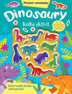 Dinosaury - kniha aktivít
