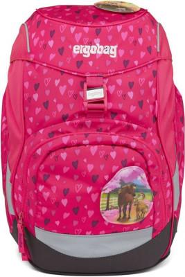 Školský batoh Ergobag prime – Pink Hearts 2021