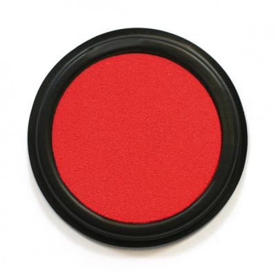 Textilný pečiatkovací vankúšik, Červený