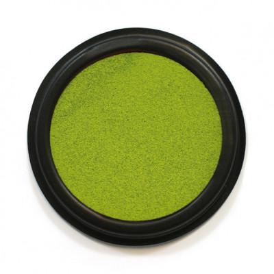 Textilný pečiatkovací vankúšik, Zelený