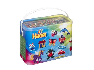 Hama Midi - koráliky mix 30 000 ks