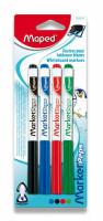 Popisovače Maped Marker'Peps - sada 4 barev