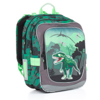 Školský batoh TOPGAL -  CHI 842 E - Green