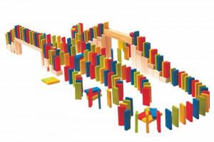 Domino Rallye – 200 dielov