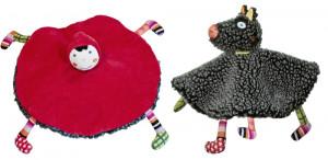 Oboustranný muchláček - Vlk a Červená Karkulka, Ebulobo
