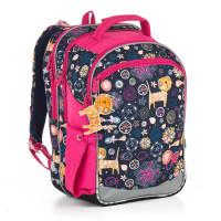 Školský batoh Topgal  -  CHI 876 D - Blue