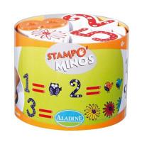 Detské pečiatky StampoMinos - Číslice