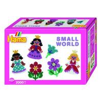 Hama Midi -  malý svět - princezna