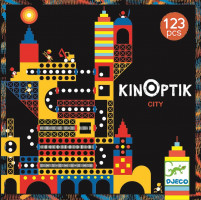 Kinoptik - město - 123 ks