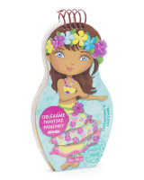 Oblékáme tahitské panenky Mohea