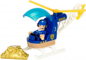 Brio - Policajný vrtuľník