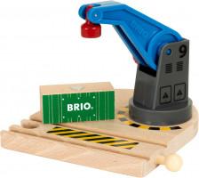 Brio - Jeřábové překladiště